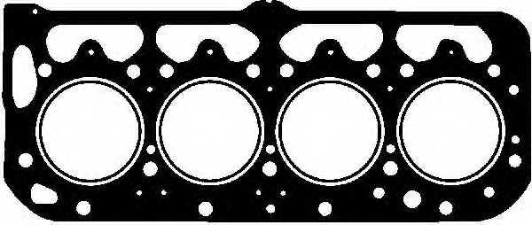 Прокладка головки цилиндра GLASER H06345-00 - изображение