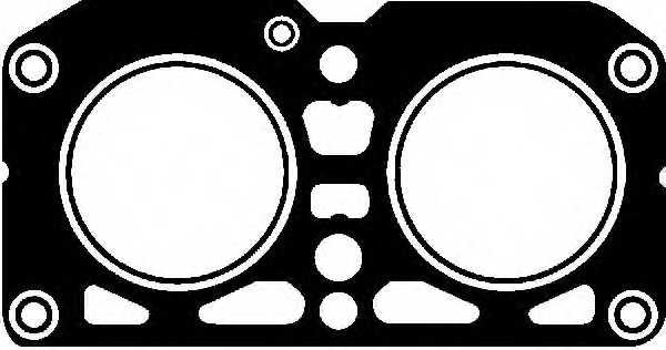Прокладка головки цилиндра GLASER H06777-00 - изображение