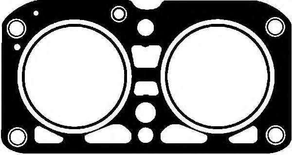 Прокладка головки цилиндра GLASER H06779-00 - изображение