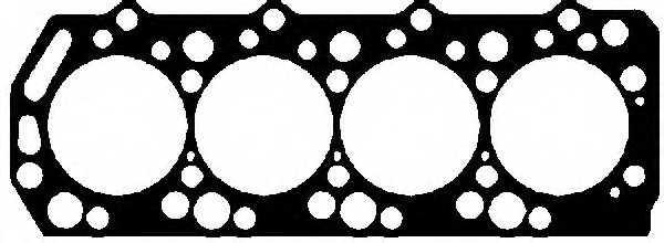 Прокладка головки цилиндра GLASER H06820-00 - изображение