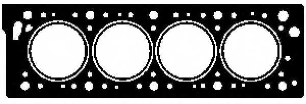 Прокладка головки цилиндра GLASER H07312-00 - изображение