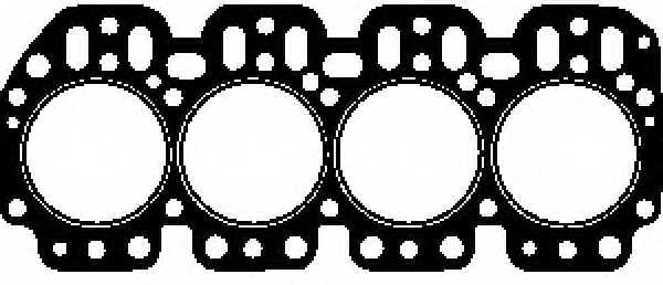 Прокладка головки цилиндра GLASER H07466-00 - изображение