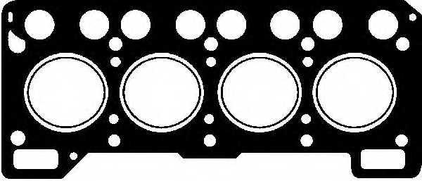 Прокладка головки цилиндра GLASER H07561-00 - изображение