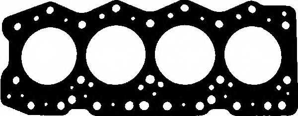 Прокладка головки цилиндра GLASER H07684-00 - изображение