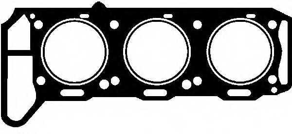 Прокладка головки цилиндра GLASER H07713-00 - изображение