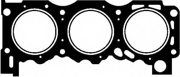 Прокладка головки цилиндра GLASER H07825-00 - изображение