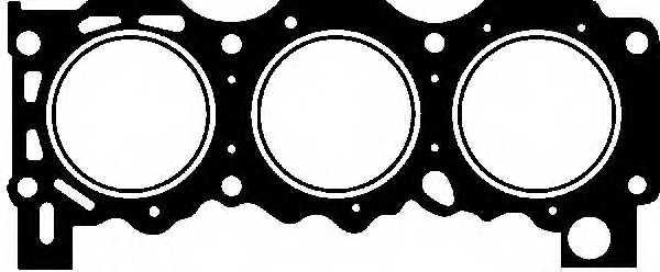 Прокладка головки цилиндра GLASER H07826-00 - изображение