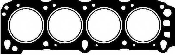 Прокладка головки цилиндра GLASER H07834-00 - изображение