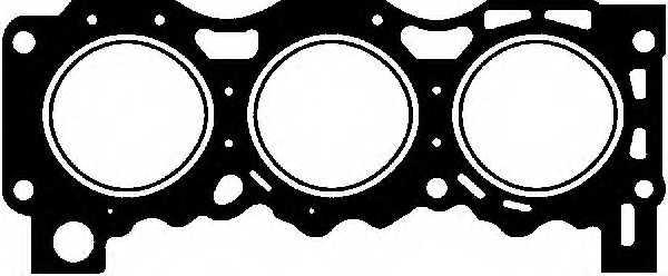 Прокладка головки цилиндра GLASER H07836-00 - изображение