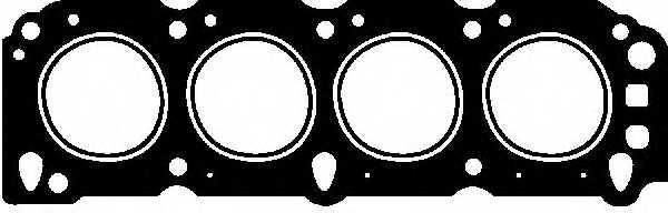 Прокладка головки цилиндра GLASER H07846-00 - изображение