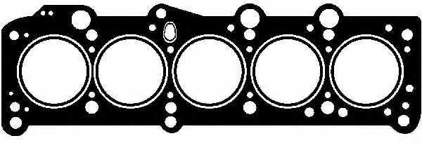 Прокладка головки цилиндра GLASER H07872-00 - изображение