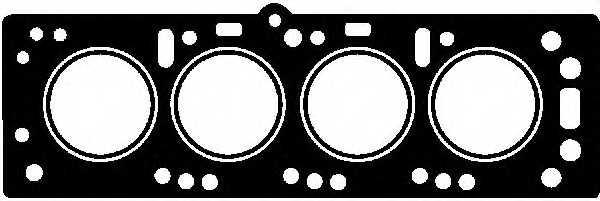 Прокладка головки цилиндра GLASER H07929-00 - изображение