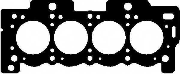 Прокладка головки цилиндра GLASER H07953-00 - изображение