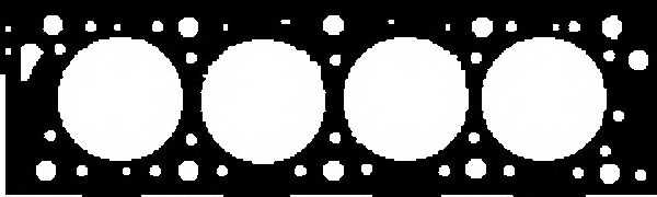 Прокладка головки цилиндра GLASER H07967-00 - изображение