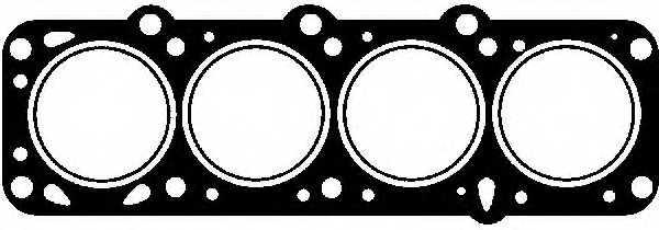 Прокладка головки цилиндра GLASER H07989-00 - изображение