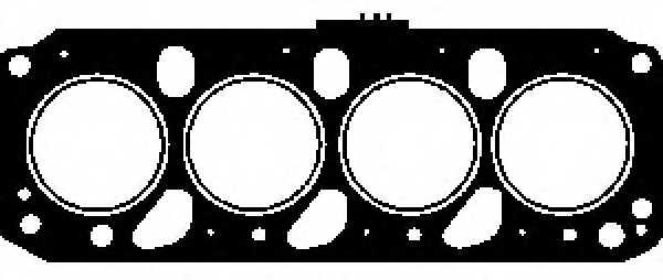 Прокладка головки цилиндра GLASER H08045-30 - изображение