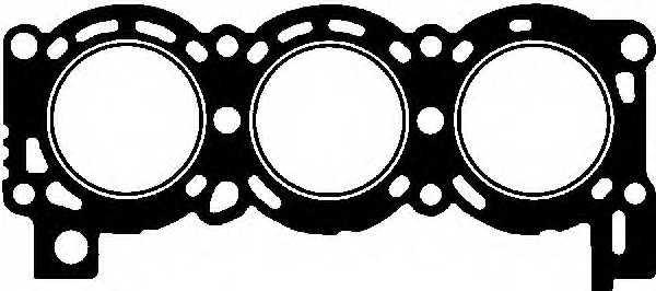 Прокладка головки цилиндра GLASER H08054-00 - изображение
