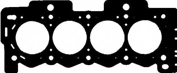 Прокладка головки цилиндра GLASER H08191-00 - изображение