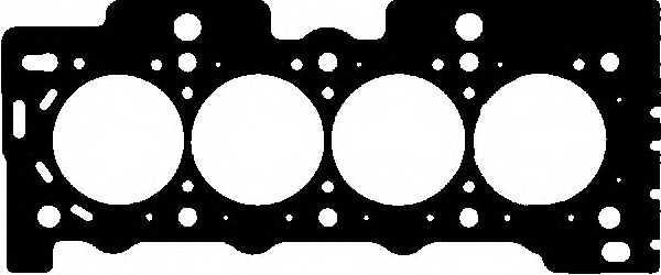 Прокладка головки цилиндра GLASER H08194-00 - изображение