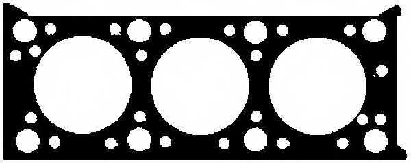 Прокладка головки цилиндра GLASER H08263-00 - изображение