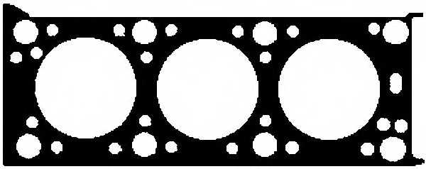Прокладка головки цилиндра GLASER H08264-00 - изображение