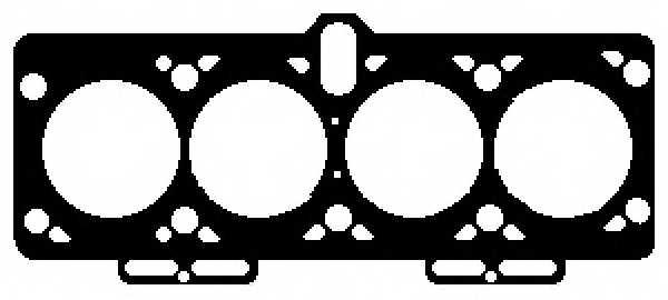Прокладка головки цилиндра GLASER H08424-00 - изображение