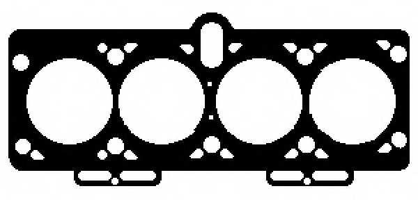 Прокладка головки цилиндра GLASER H08425-00 - изображение
