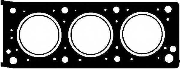 Прокладка головки цилиндра GLASER H08978-00 - изображение