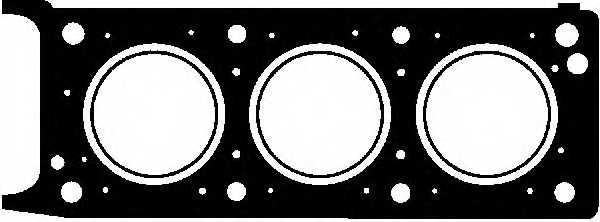 Прокладка головки цилиндра GLASER H08979-00 - изображение