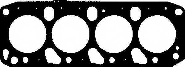Прокладка головки цилиндра GLASER H09153-00 - изображение