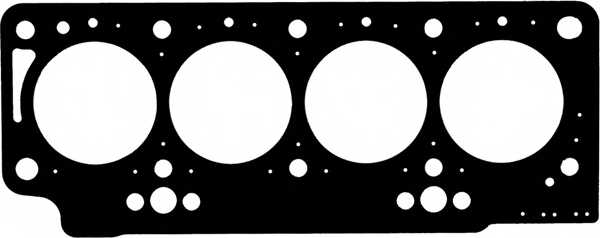Прокладка головки цилиндра GLASER H09585-00 - изображение