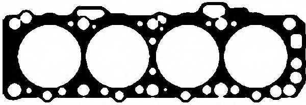 Прокладка головки цилиндра GLASER H10571-10 - изображение