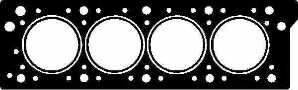 Прокладка головки цилиндра GLASER H11025-10 - изображение
