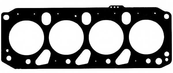 Прокладка головки цилиндра GLASER H11217-10 - изображение