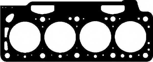 Прокладка головки цилиндра GLASER H11241-10 - изображение