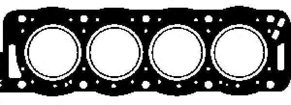 Прокладка головки цилиндра GLASER H12299-10 - изображение
