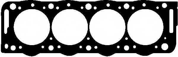 Прокладка головки цилиндра GLASER H12354-10 - изображение