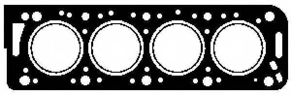 Прокладка головки цилиндра GLASER H12360-10 - изображение