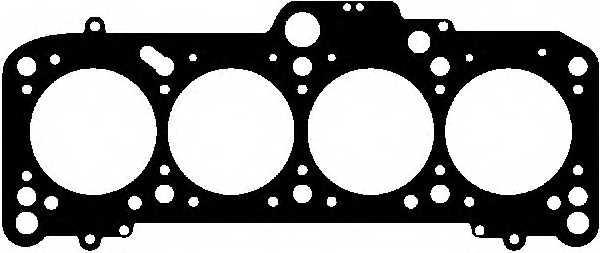 Прокладка головки цилиндра GLASER H12391-10 - изображение