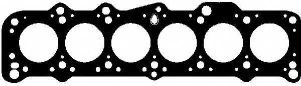 Прокладка головки цилиндра GLASER H12395-10 - изображение