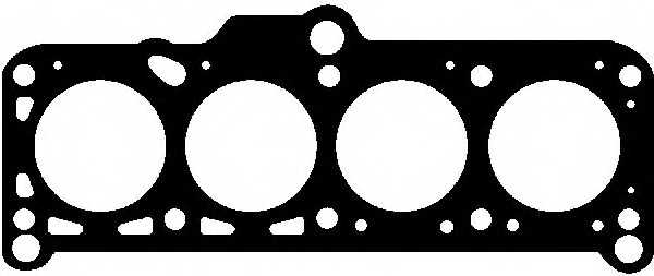 Прокладка головки цилиндра GLASER H12633-10 - изображение