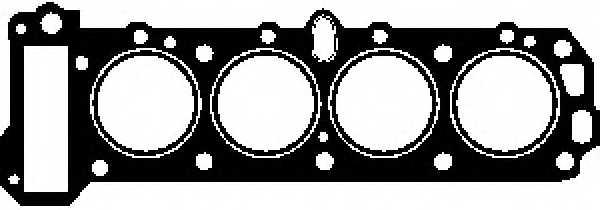 Прокладка головки цилиндра GLASER H12803-10 - изображение