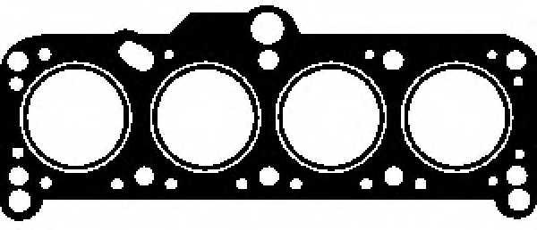 Прокладка головки цилиндра GLASER H13675-10 - изображение