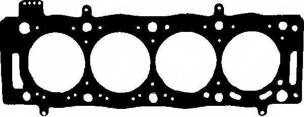 Прокладка головки цилиндра GLASER H15133-30 - изображение