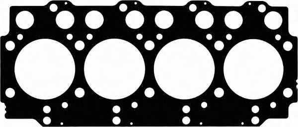 Прокладка головки цилиндра GLASER H15678-10 - изображение