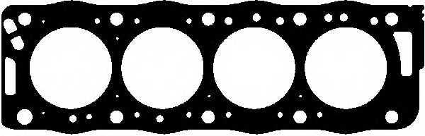 Прокладка головки цилиндра GLASER H15876-30 - изображение