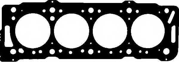 Прокладка головки цилиндра GLASER H15877-40 - изображение