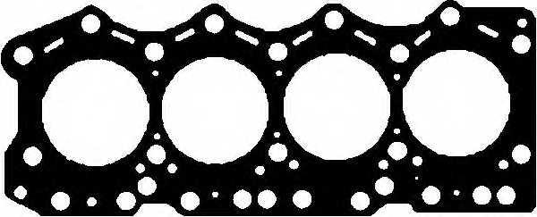 Прокладка головки цилиндра GLASER H17315-10 - изображение