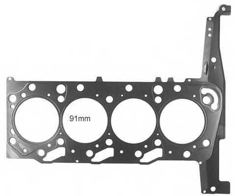 Прокладка головки цилиндра GLASER H17770-10 - изображение
