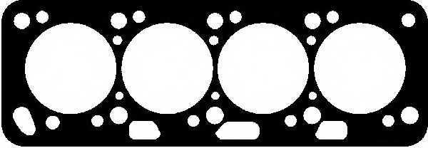 Прокладка головки цилиндра GLASER H17907-10 - изображение